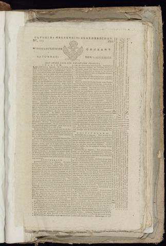 Middelburgsche Courant 1800-09-13