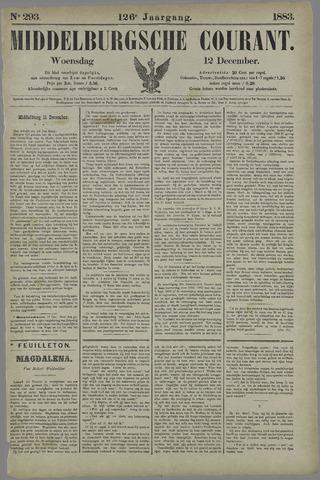Middelburgsche Courant 1883-12-12