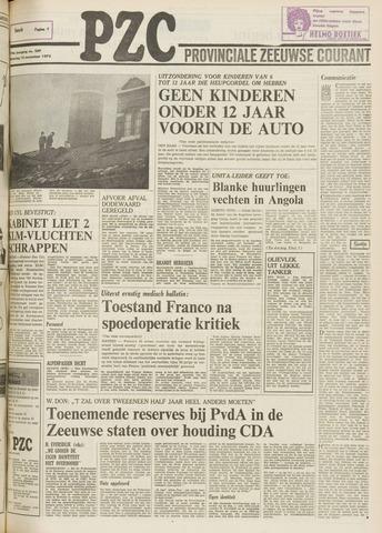 Provinciale Zeeuwse Courant 1975-11-15