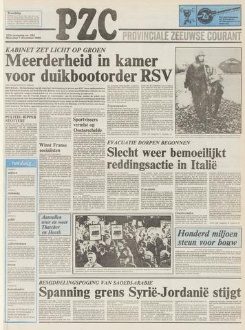 Provinciale Zeeuwse Courant 1980-12-01