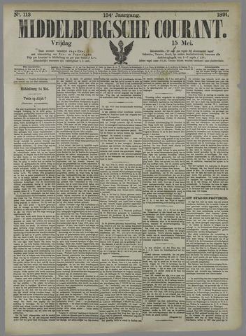 Middelburgsche Courant 1891-05-15