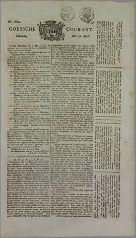 Goessche Courant 1824-04-19