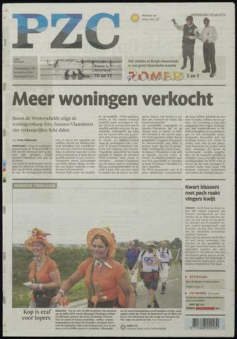 Provinciale Zeeuwse Courant 2014-07-16