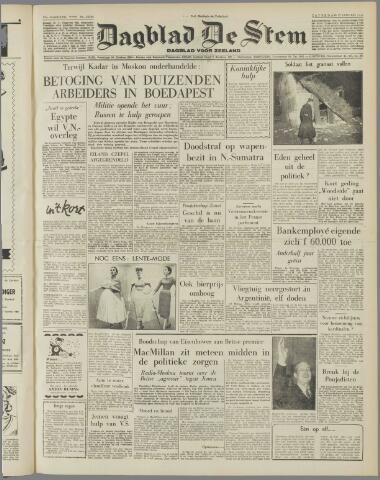 de Stem 1957-01-12