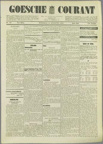 Goessche Courant 1932-08-24