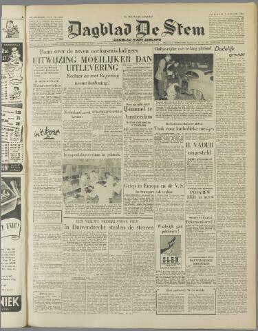de Stem 1953-01-23
