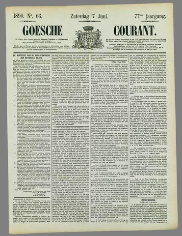 Goessche Courant 1890-06-07