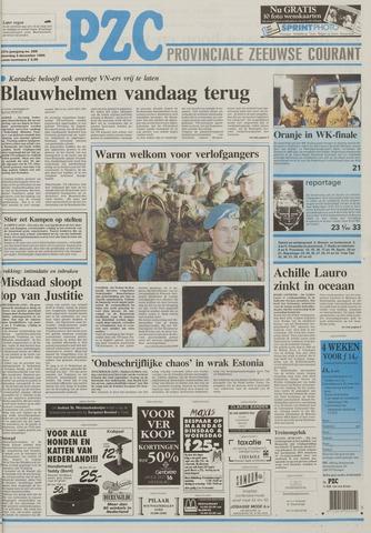 Provinciale Zeeuwse Courant 1994-12-03