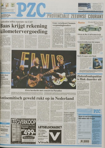 Provinciale Zeeuwse Courant 2004-01-09