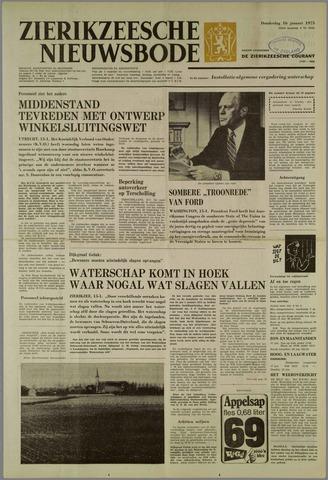 Zierikzeesche Nieuwsbode 1975-01-16