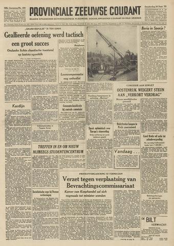 Provinciale Zeeuwse Courant 1953-09-24