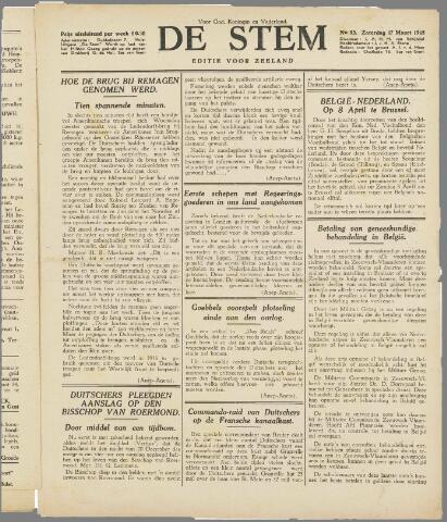 de Stem 1945-03-17