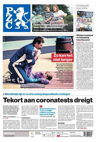 Provinciale Zeeuwse Courant 2020-07-28