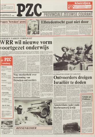 Provinciale Zeeuwse Courant 1986-02-19