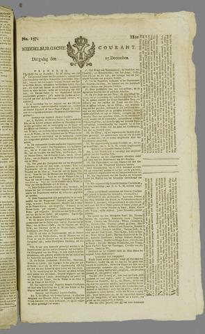 Middelburgsche Courant 1810-12-25