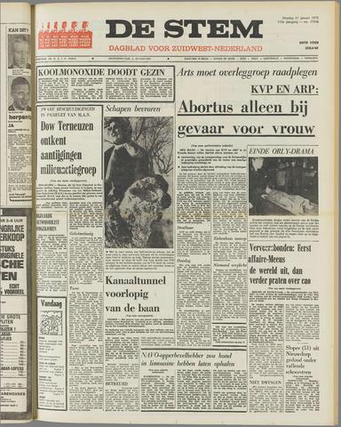 de Stem 1975-01-21