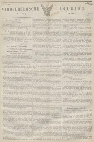 Middelburgsche Courant 1851-03-20