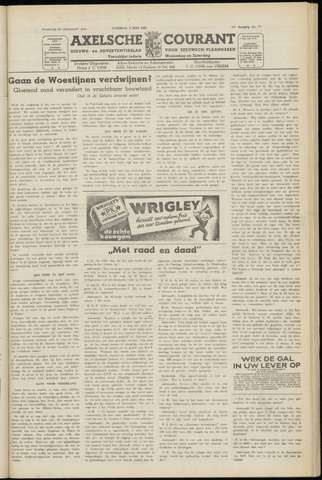 Axelsche Courant 1953-07-04