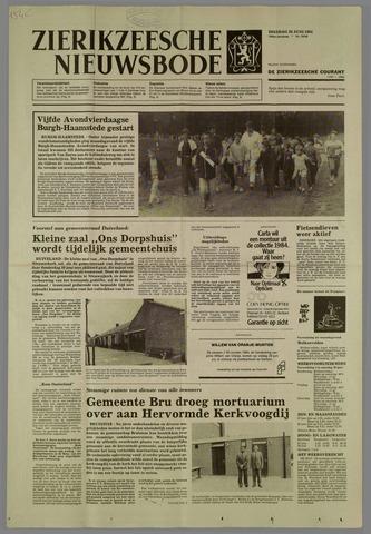 Zierikzeesche Nieuwsbode 1984-06-26