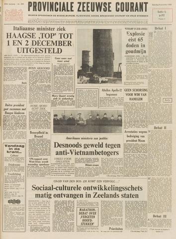 Provinciale Zeeuwse Courant 1969-11-08