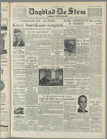 de Stem 1950-11-18