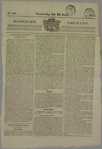 Goessche Courant 1843-06-22
