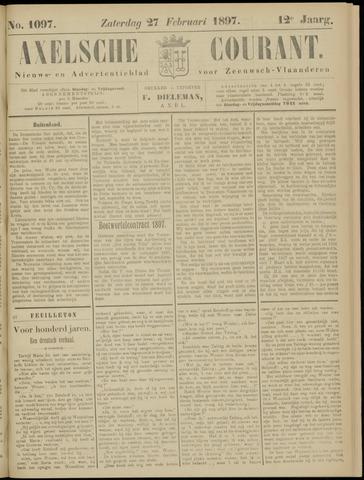 Axelsche Courant 1897-02-27