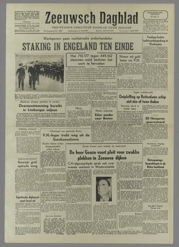 Zeeuwsch Dagblad 1957-04-03