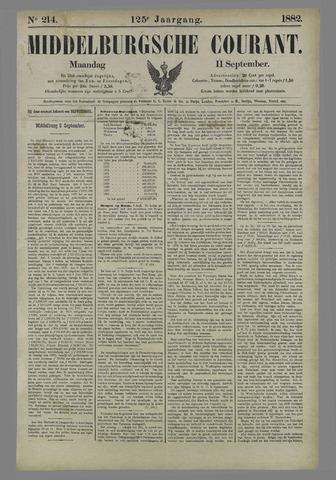 Middelburgsche Courant 1882-09-11