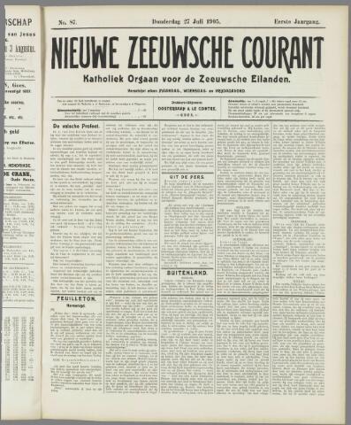 Nieuwe Zeeuwsche Courant 1905-07-27