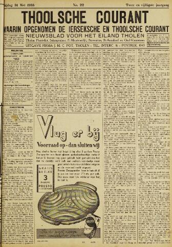 Ierseksche en Thoolsche Courant 1935-05-31