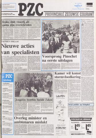 Provinciale Zeeuwse Courant 1988-10-06