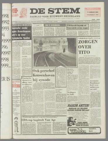de Stem 1980-01-16