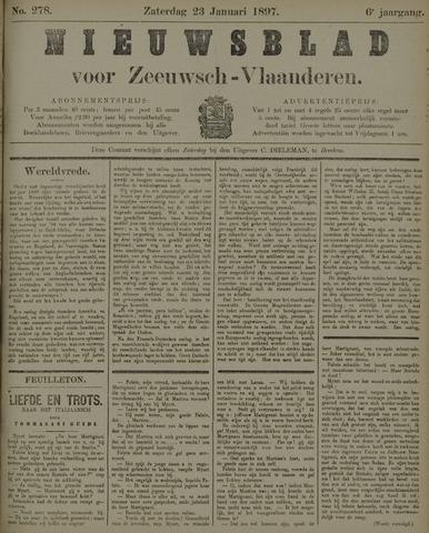 Nieuwsblad voor Zeeuwsch-Vlaanderen 1897-01-23