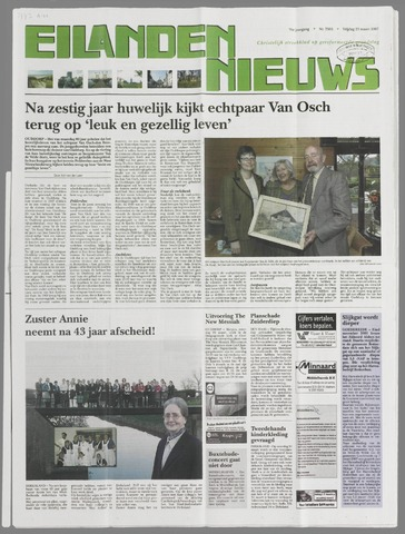 Eilanden-nieuws. Christelijk streekblad op gereformeerde grondslag 2007-03-23
