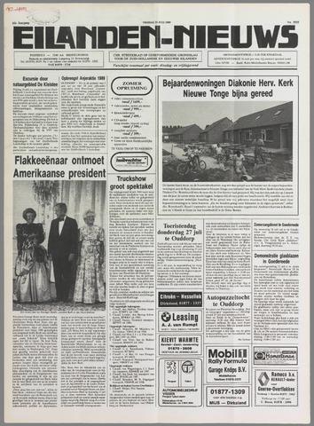 Eilanden-nieuws. Christelijk streekblad op gereformeerde grondslag 1989-07-21