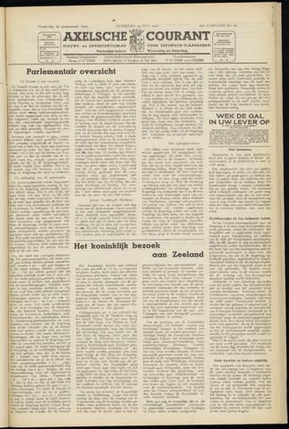 Axelsche Courant 1950-07-29