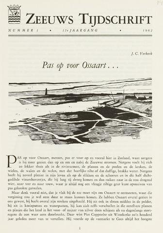 Zeeuws Tijdschrift 1962-01-01
