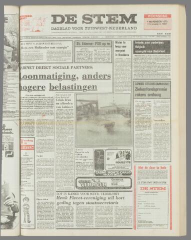 de Stem 1979-11-07