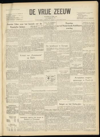 de Vrije Zeeuw 1956-04-30