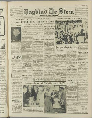 de Stem 1953-08-22
