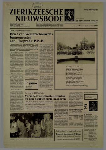 Zierikzeesche Nieuwsbode 1981-12-29