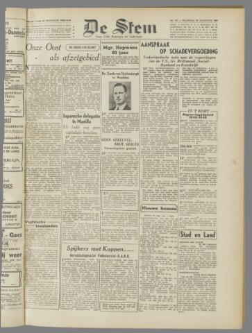 de Stem 1945-08-20