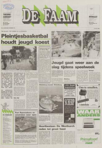 de Faam en de Faam/de Vlissinger 1992-07-08
