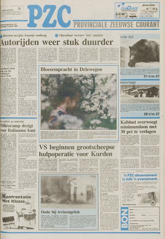 Provinciale Zeeuwse Courant 1991-04-13