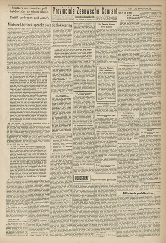 Provinciale Zeeuwse Courant 1945-09-27