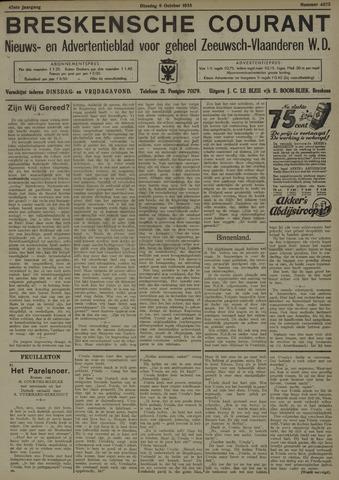 Breskensche Courant 1935-10-08
