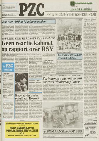 Provinciale Zeeuwse Courant 1984-12-08
