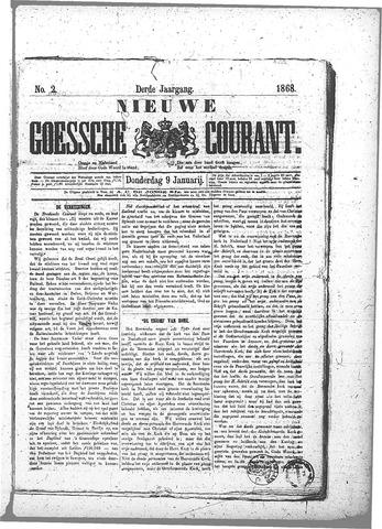 Nieuwe Goessche Courant 1868-01-09