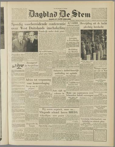 de Stem 1954-09-18